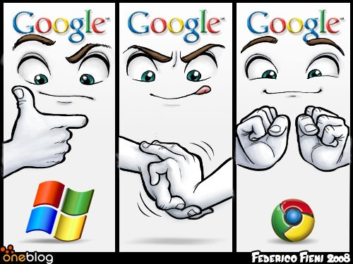 google-chrome-logo-لوگوی گوگل